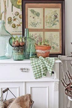Arredare casa con le stampe botaniche - La Figurina