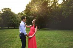 Maternity Session | Champaign Maternity Photographer | Chandi Kesler Photography