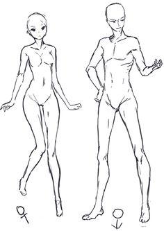 body anatomy drawing tutorials - Google Search