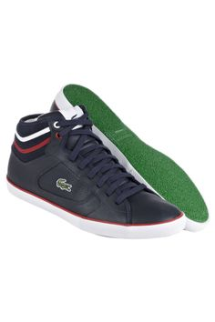 #Lacoste Men's Camous #Sneaker