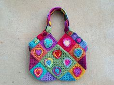 One bag ta-done, and one bag to go! – Crochetbug