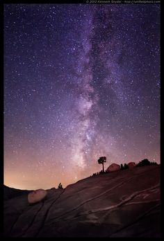 """""""Lucky Stars"""", Olmsted Point, Yosemite National Park, California"""