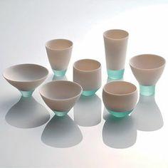 陶芸家田中美佐 ガラスと陶器の融合