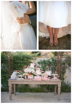 seriously cute wedding details...