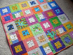 Quilting & Other Craft Therapy: First Friday Finish for February