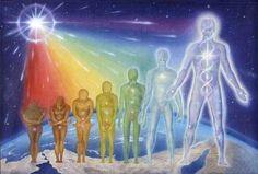 Las dimensiones son los diferentes estados de conciencia, estados de la existencia que experimentamos durante el camino hacia e...