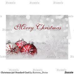 Christmas 5x7 Standard Card