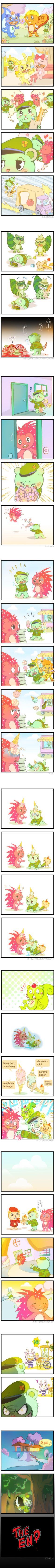 flippy y flaky comic not mine by floppynoe.deviantart.com on @deviantART