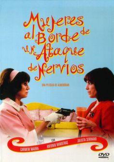 Жінки на межі нервового зриву / Mujeres al borde de un ataque de nervios (1988)