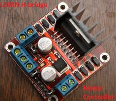 Picture of Arduino Modules - L298N Dual H-Bridge Motor Controller