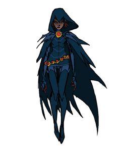 Raven (Rebirth) - Transparent by Asthonx1