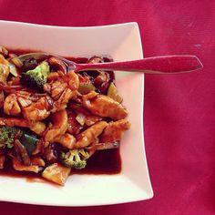 Ahh I looove Thai- Food  #fitbyheart #Padgram