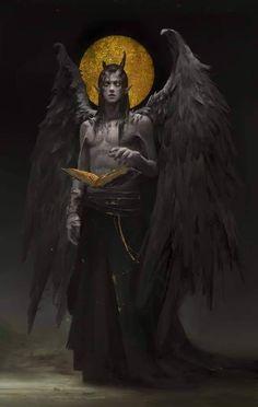 New Dark Art Horror Demons Fantasy Ideas Dark Fantasy Art, Fantasy Artwork, Fantasy Kunst, Fantasy Series, Fantasy Demon, Demon Artwork, Fantasy Art Angels, Dark Artwork, Fantasy Creatures