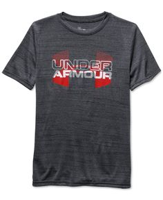 Under Armour Backpack, Under Armour Outfits, T Shorts, Kids Wardrobe, Outfits With Hats, Athletic Outfits, Golf Outfit, Boys Shirts, Apparel Design
