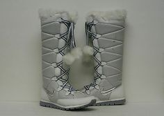 Nike Wmns Winter Hi 3 Boots Shoes 333620-002 Womens 7.5, 8, 8.5, 9 available