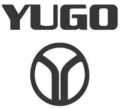 Yugo logo, Yugoslavia