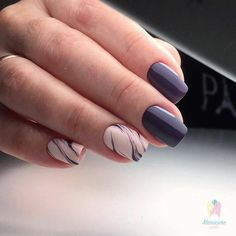 Stylish Nail Designs for Nail art is another huge fashion trend besides the stylish hairstyle, clothes and elegant makeup for women. Nowadays, there are many ways to have beautiful nails with bright colors, different patterns and styles. Fun Nails, Pretty Nails, Love Nails, Color Nails, Marble Nail Designs, Best Nail Art Designs, Fall Nails 2016, Autumn Nails, Summer Nails