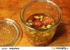 Rychlá marinovaná cherry rajčátka Salsa, Cherry, Ethnic Recipes, Kitchen, Food, Author, Cooking, Kitchens, Essen