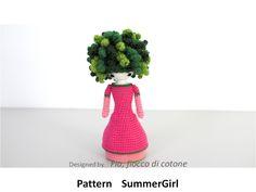 Fia, fiocco di cotone: SummerGirl