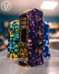 Cheers to the weekend vape fam! Oh that? She's sexy ain't she? You can be get the CK|S x Asmodus Stride 80W TC Box Mod at your friendly online vape shop, EVCigarettes. We're one of, if not THE fastest vape shop on the east coast at getting your orders out for shipping. Shop with us and see the difference. And Thank You to our customers for shopping with EVCigarettes since we opened way back in 2009! We are only able to do what we do because of you.