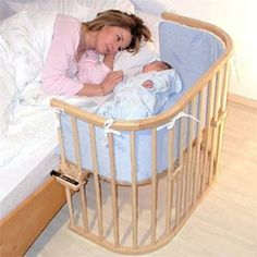 I found BabyBay Bedside Cot (NSA BabyBay Co-Sleeping Cot Natural) on Wish, check it out! Co Sleeping Cot, Sleeping Babies, Bedside Cot, Co Sleeper, Fantastic Baby, Everything Baby, Baby Time, Baby Cribs, Baby Bassinet