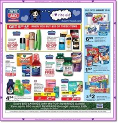 rite aid ad preview for 01/12 - 01/18!  view it here:  http://www.iheartriteaid.com/2013/12/0112-0118.html