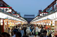 Tokyo's top shopping streets - from Ameyoko to Omote-sando