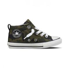 We love Converse STREET sneakers!