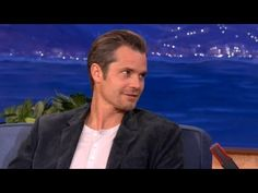 "Timothy Olyphant Has ""One Too Many"" Children - CONAN on TBS"