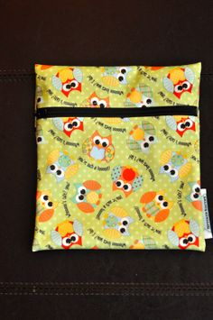 Babyville Owls Reusable Waterproof by SpoonerSistersDesign on Etsy, $8.00 Wet Bag, Owls, Continental Wallet, Gift Ideas, Trending Outfits, Unique Jewelry, Handmade Gifts, Etsy, Vintage