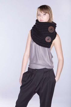 The Spratters & Jayne Collection Comes Directly from Peru to Keep You Cozy #scarf trendhunter.com