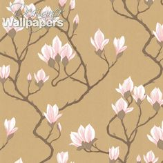 Cole and Son - Patina - Magnolia - 72/3008   Designer Wallpapers™