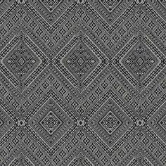 SANTA MARIA - PRUSSIAN Nate Berkus Fabric Collection. Image: CalicoCorners.com #NateBerkus #Calico