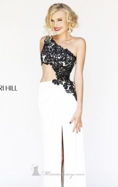 One Shoulder by Sherri Hill 21252