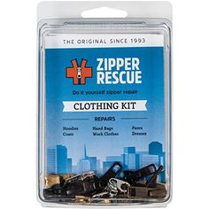 Zipper Rescue Kit, C