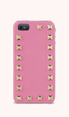 Brilliant Luxury by Emmy DE * Valentino Rockstud iPhone 5 Case SS 2015