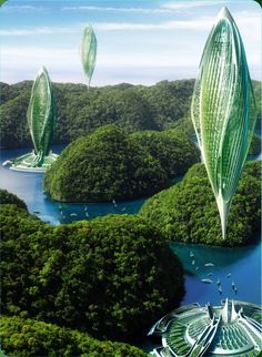 Airship Future Design.