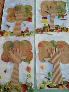 DIY Kinder: einfache Bastelideen für Kinder und Kleinkinder DIY Albums Make Memories Live Everybody wants to have the most beautiful image. Kids Crafts, Fall Crafts For Kids, Toddler Crafts, Preschool Crafts, Diy For Kids, Autumn Crafts, Autumn Art, Nature Crafts, Autumn Activities