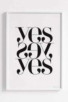 Therese Sennerholt // Yes