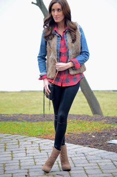 39 Stunning Flanel Outfit Ideas For Women Bomber Jacket Outfit, Jean Jacket Outfits, Leather Jacket Outfits, Cute Flannel Outfits, Cute Outfits With Leggings, Layering Outfits, Fall Outfits For Work, Winter Outfits, Plus Size Fall Outfit