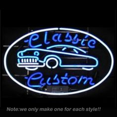 Classic Custom Neon Sign Neon Light Sign cool Night Light Arcade handcraft Real Glass Tube Neon Lamps <font><b>Publicidad</b></font> Light 30x20