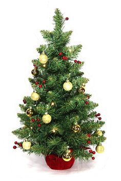 2. Battery operated table Top Christmas Tree