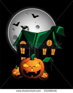 Find Pumpkins Haunted House stock images in HD and millions of other royalty-free stock photos, illustrations and vectors in the Shutterstock collection. Thousands of new, high-quality pictures added every day. Pumpkin Carving, Pumpkins, Royalty Free Stock Photos, Joy, Children, Illustration, Pictures, House, Image