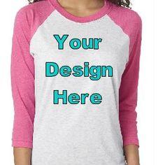 Design Your Own Raglan