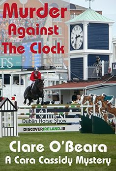 There's nothing like the approach of a New Year to get you thinking about time, and clocks, and grains of sand. So I thought I would put together a rather unusual collection of cozy mysteries that mark the passing of time. Happy New Year everyone! Books To Read, My Books, Horse Story, Horse Books, Happy New Year Everyone, Grain Of Sand, Mystery Novels, Cozy Mysteries, Book Recommendations