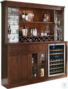 Luxurious traditional style and abundant storage make the Manchester Home Bar with Optional Hutch – Distressed Walnut a winning choice for any. Home Bar Furniture, Cabinet Furniture, Vintage Furniture, Modern Furniture, Furniture Ideas, Outdoor Furniture, Mission Furniture, Furniture Inspiration, Rustic Furniture