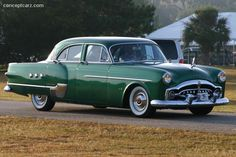 1951 Packard Patrician 400