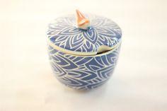 Azucarera Flor de loto azul - Comprar en mundocacharro