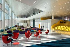James B. Hunt Jr. Library on North Carolina State University's Raleigh campus.    First Look: Snøhetta