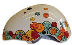 Lazer One City Helmet Spring Flower - Lazer One City Helmet Introduction Quality BMX helmet with a unique design. £8.99